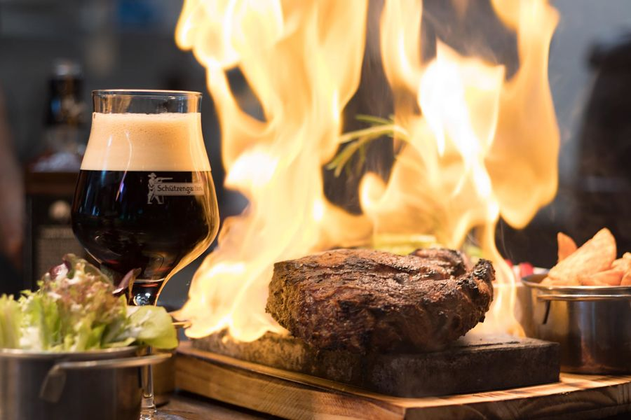 What is a stout or porter?